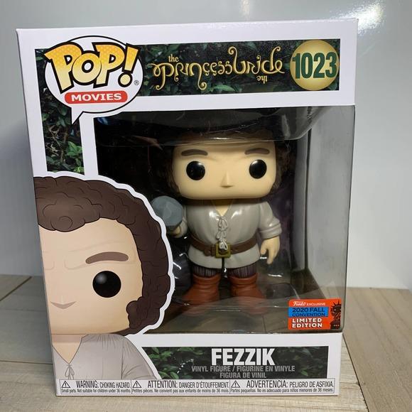 "Funko Pop 6"" Fezzik NYCC"